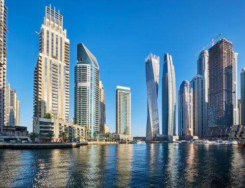 A partir de Janvier 2021 nouveau BUREAU DE REPRESENTATION A DUBAI
