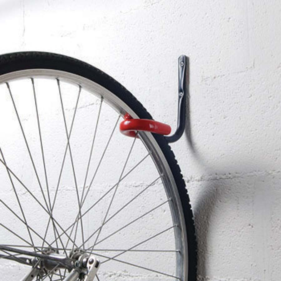 Support Velo Au Plafond crochet simple porte-vélo avec gaine | bolisitalia.fr